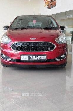 Used Ford Figo 2017 AT for sale in Jamnagar