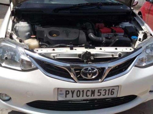 Toyota Etios VXD Xclusive, 2016, Diesel MT in Pondicherry