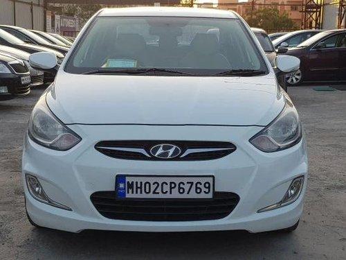 Hyundai Verna 1.6 SX VTVT (O) 2012 MT for sale in Pune