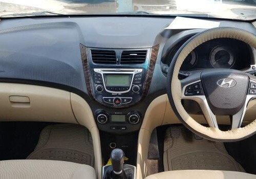 Used Hyundai Verna 2012 MT for sale in Pune