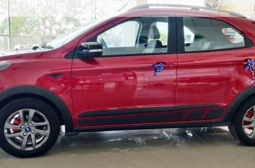 Used Ford Figo 2017 AT for sale in Jamnagar -34