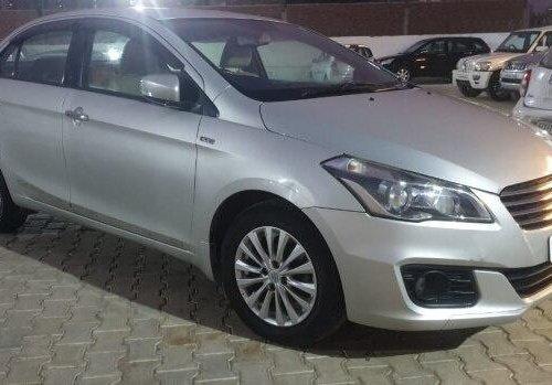 Used Maruti Suzuki Ciaz 2016 MT for sale in Ghaziabad