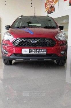 Used Ford Figo 2017 AT for sale in Jamnagar -22