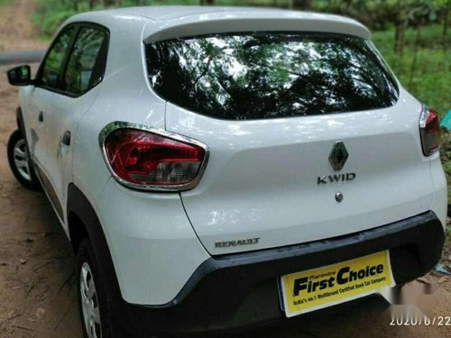 Used 2018 Renault Kwid MT for sale in Thiruvananthapuram