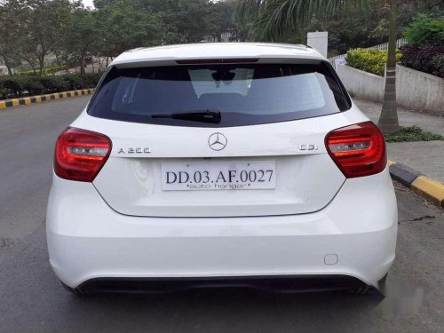 Used 2015 Mercedes Benz A Class AT for sale in Thane