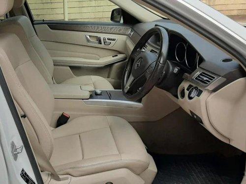 Mercedes-Benz E-Class E 200 CGI 2015 AT for sale in Mumbai
