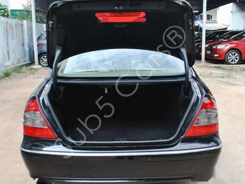 Used Mercedes Benz E Class 2008 MT for sale in Hyderabad