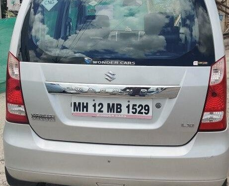 Used Maruti Suzuki Wagon R LXI 2015 MT for sale in Pune