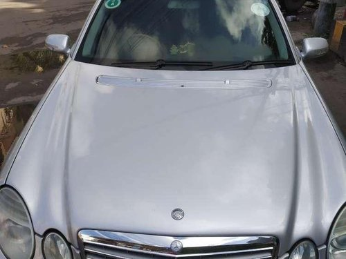 Used Mercedes Benz E Class 2009 AT for sale in Kolkata