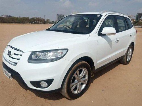 Used 2013 Hyundai Santa Fe AT for sale in Ahmedabad