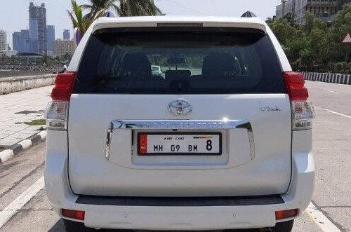 Used Toyota Land Cruiser Prado TX 2010 AT for sale in Mumbai