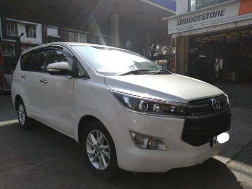 Used Toyota Innova Crysta 2.4 G 2017 MT for sale in Mumbai