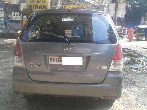 Toyota Innova 2.5 G 7 STR BS-IV, 2010, Diesel MT for sale in Mumbai