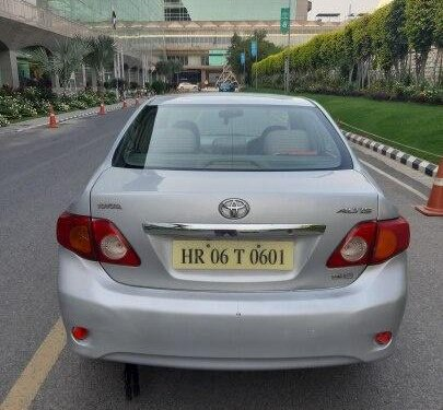 Used Toyota Corolla Altis GL 2009 MT for sale in New Delhi