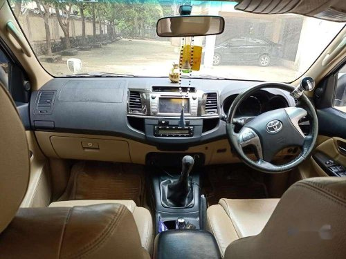 Used 2014 Toyota Fortuner MT for sale in Mumbai