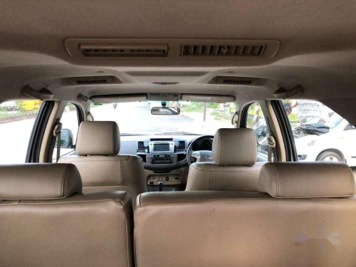 Used Toyota Fortuner 2012 AT for sale in Chandrapur