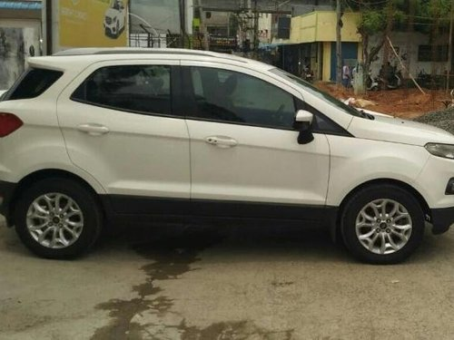 Used Ford EcoSport 2013 MT for sale in Chennai