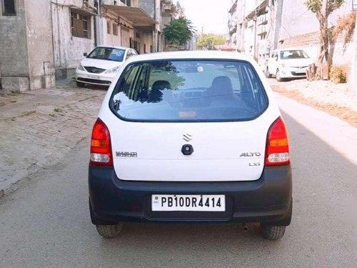 Maruti Suzuki Alto LXi BS-IV, 2012, Petrol MT for sale in Ludhiana