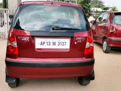 Used Hyundai Santro Xing XO 2007 MT for sale in Hyderabad