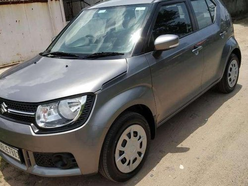 Used Maruti Suzuki Ignis 2018 AT for sale in Vadodara