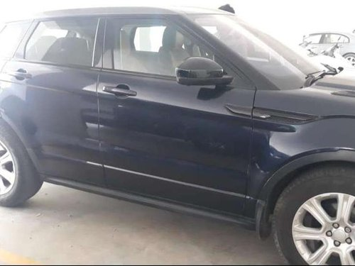 Used 2017 Land Rover Range Rover Evoque AT for sale in Chennai