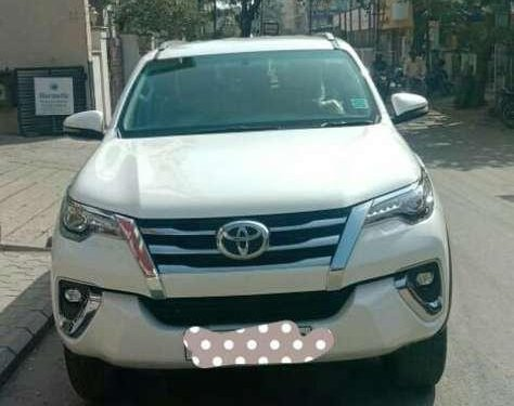 Used Toyota Fortuner 2019 AT for sale in Dindigul