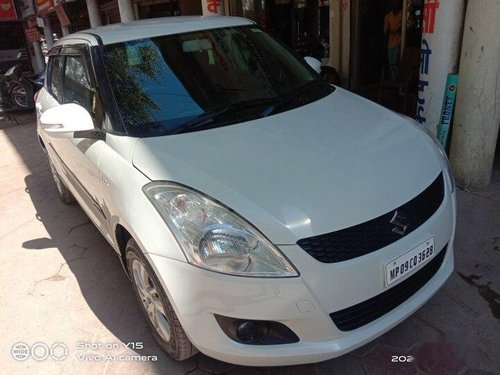 Used 2014 Maruti Suzuki Swift MT for sale in Indore -9