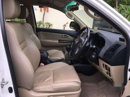 Used 2014 Toyota Fortuner MT for sale in Vijayawada