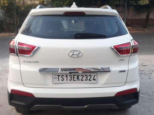 Hyundai Creta 1.6 SX Plus, 2018, Diesel AT for sale in Hyderabad