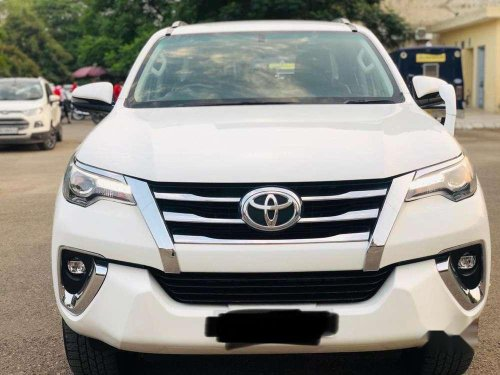 Used Toyota Fortuner 2019 AT for sale in Chandigarh