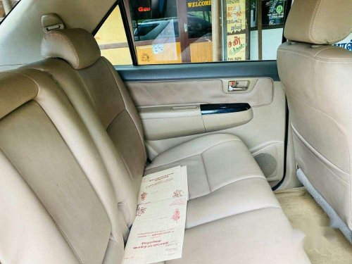 Used Toyota Fortuner 2010 AT for sale in Dindigul