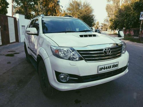 Used Toyota Fortuner 2016 MT for sale in Lucknow