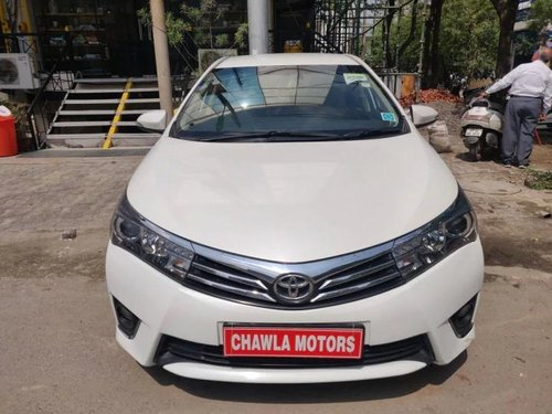 Used Toyota Corolla Altis 2016 AT for sale in Ghaziabad
