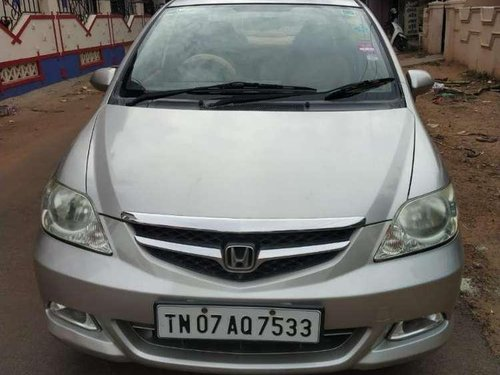 Used Honda City ZX 2008 MT for sale in Thanjavur