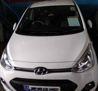Used Hyundai Grand i10 CRDi Magna 2015 MT for sale in Indore