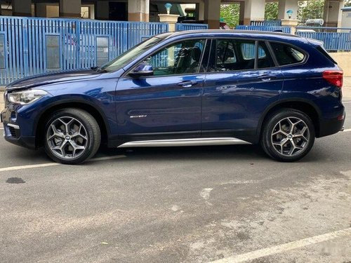 Used BMW X1 sDrive20d 2017 AT for sale in Bangalore