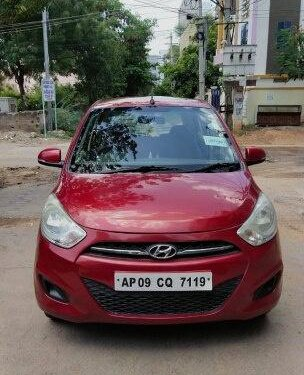 Used Hyundai i10 2013 MT for sale in Hyderabad