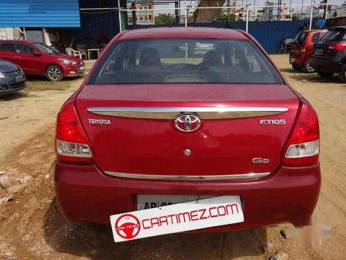 Used Toyota Etios 2011 MT for sale in Hyderabad