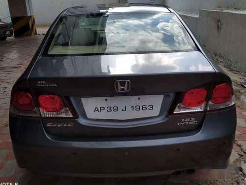 Used 2010 Honda Civic MT for sale in Hyderabad