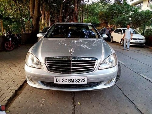 Used Mercedes-Benz S-Class 2009 AT for sale in New Delhi