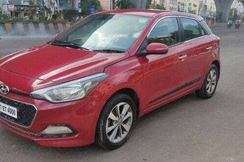 Used Hyundai i20 2015 MT for sale in Hyderabad