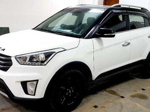 Used Hyundai Creta 2016 MT for sale in Hyderabad