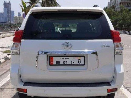 Toyota Land Cruiser Prado VX L, 2010, Diesel AT for sale in Mumbai