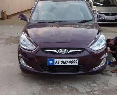 Used Hyundai Verna 2012 MT for sale in Nagaon