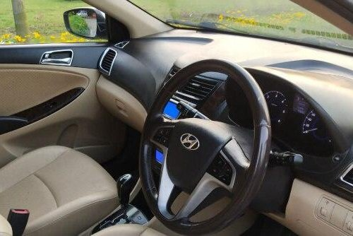 Used Hyundai Verna 2012 AT for sale in New Delhi