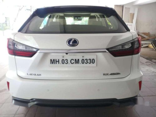 Used Lexus RX 2017 AT for sale in Mumbai