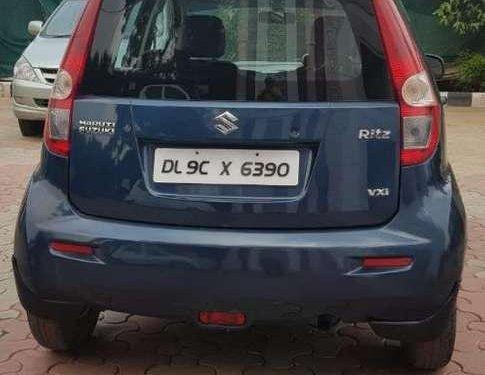 Maruti Suzuki Ritz Vxi BS-IV, 2010, Petrol MT for sale in Gurgaon