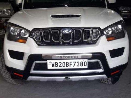 Used Mahindra Scorpio S4, 2017, Diesel MT for sale in Kolkata
