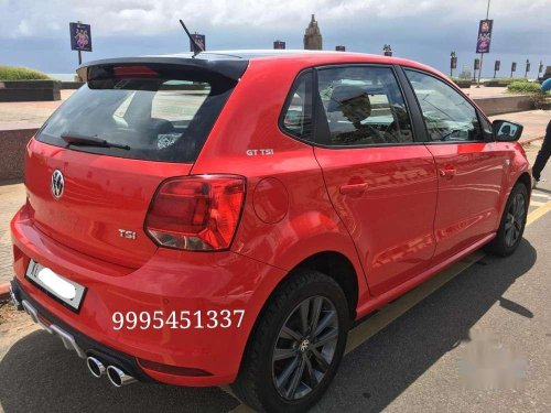 Volkswagen Polo GT TSI, 2014, Petrol MT for sale in Kozhikode