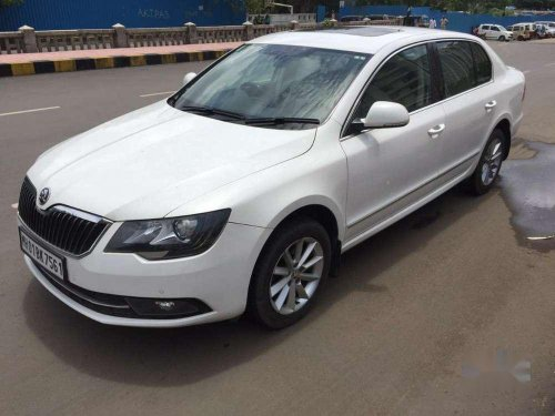 Used 2014 Skoda Superb MT for sale in Mumbai-12